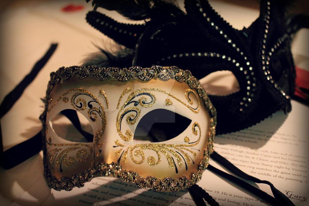 Masquerade by indirafallen