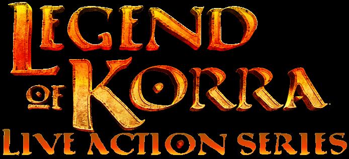 Legend of Korra Live Action Series Logo #1 by LoKLiveActionSeries