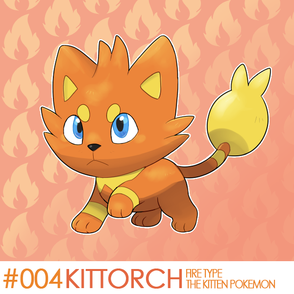 004 - Kittorch by SirAquakip