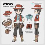 The Hero of Koharo - Finn by SirAquakip