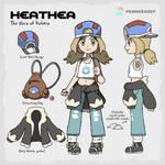 The Hero of Koharo - Heather by SirAquakip