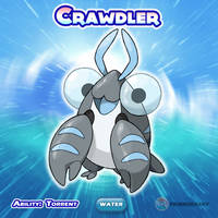 Crawdler by SirAquakip