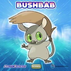 Bushbab by SirAquakip