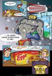 Powdered Toast Man Advertisement Page 2