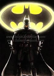 Batman Arkham Knight by Tolina