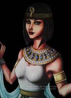 Cleopatra by Tolina