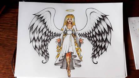 Angel by Tolina