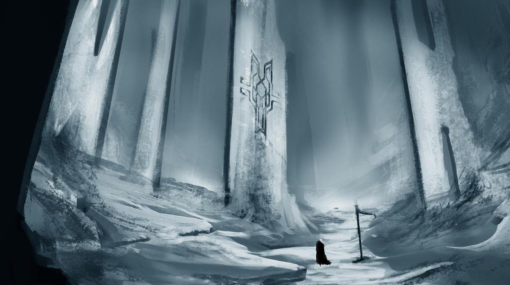 Wilderness by legendary-memory
