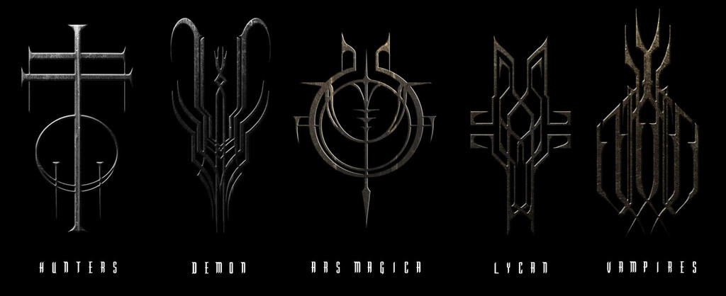 Symbols By Legendary Memory On Deviantart