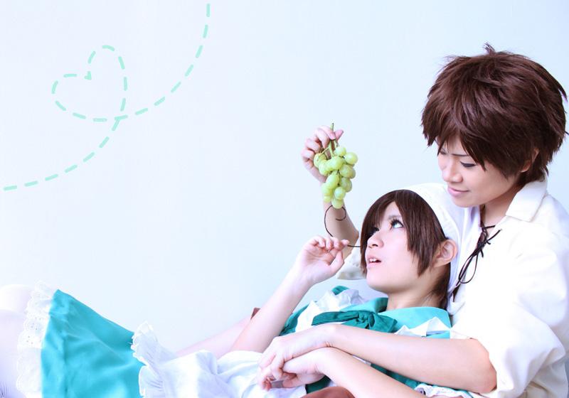 APH - Oyabun and Kobun by Kiramishi