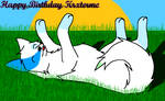 Happy Birthday Krxterme by KeKitty