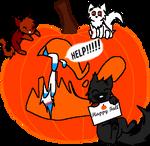 Happy Fall by KeKitty
