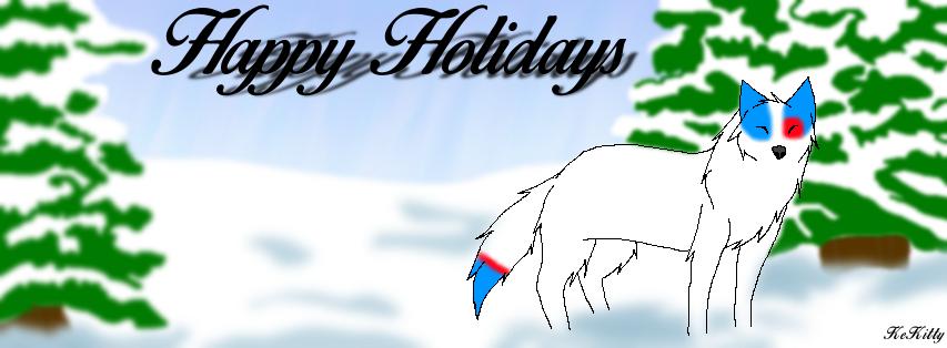 Happy Holidays by KeKitty