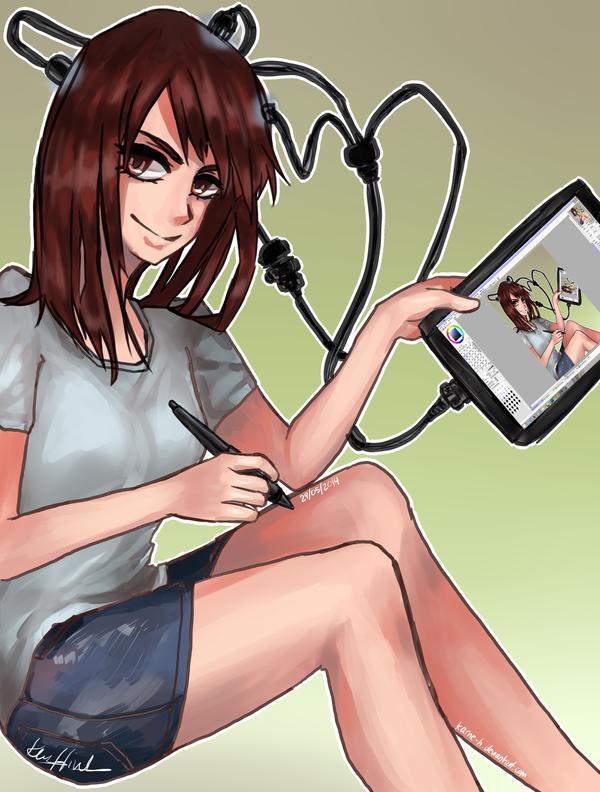 Digital Inspiration by Karnehhh