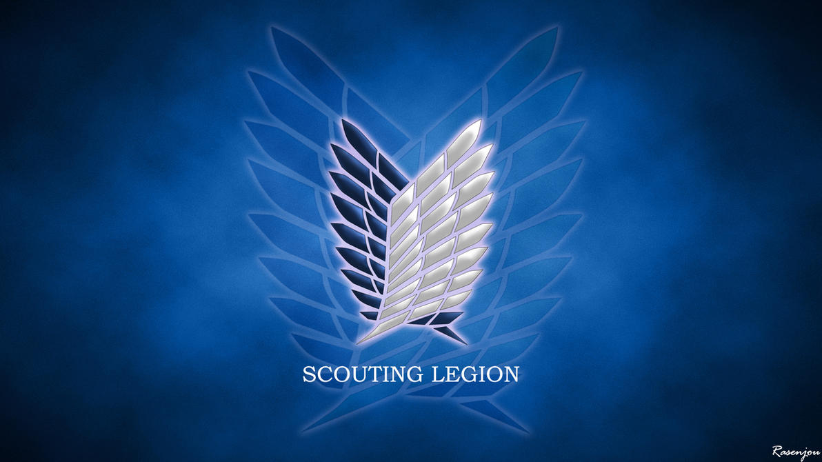 Must see Legion Wallpaper - scouting_legion_wallpaper___attack_on_titan_by_rasenjou-dasx0v3  Gallery_161965.jpg