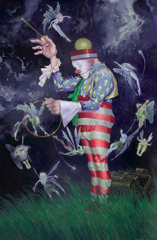 Fantasy Wizard by vebrox