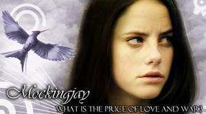 Mockingjay Katniss by AMClaussen