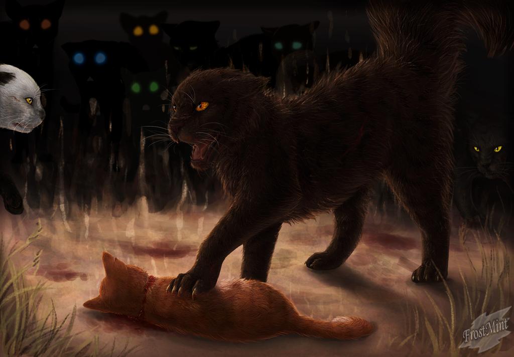 Frost  Hour Warrior Cats