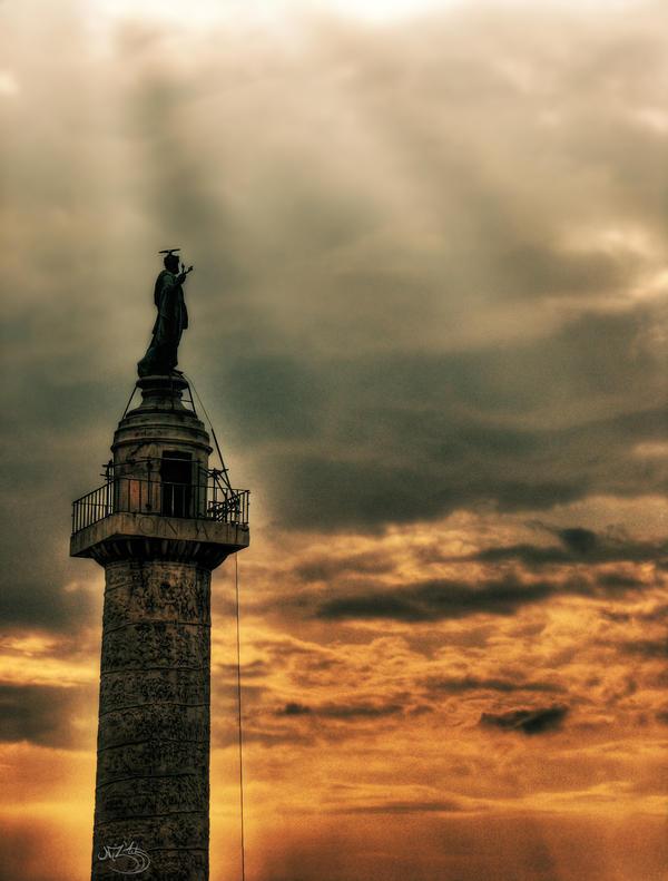 Memorial Rays by Elvazur