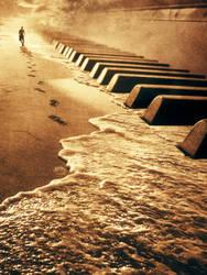 Piano Promenade by Elvazur