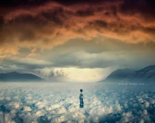 Head in the Clouds by Elvazur