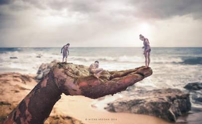 Ce n'est pas du sable by Elvazur