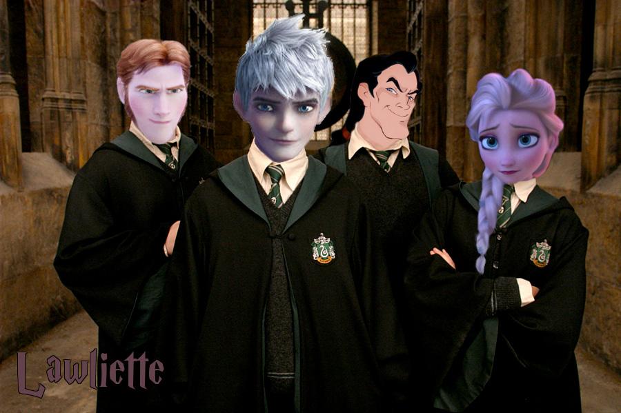 Slytherin Harry Potter Fanfiction
