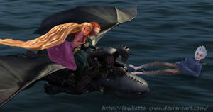 Ballad on Toothless by Lawliette-chan