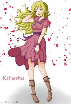Katherina OC [ Art Trade #2]