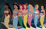 Mermaid Disney Girls/Princess [1]