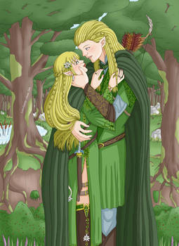 In Elven Forest ~