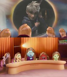 Rapunzel love emotions ~