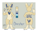Chester Ref Sheet by supersomo