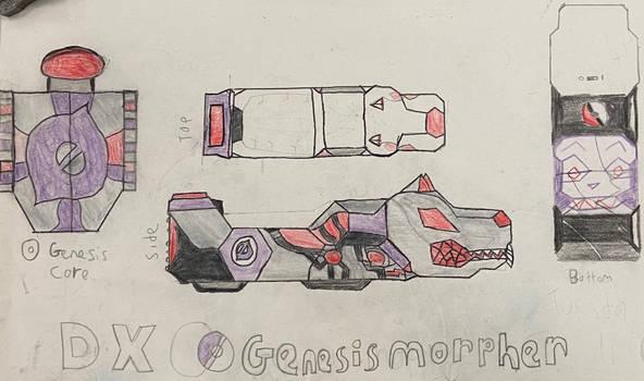DX Genesis Morpher