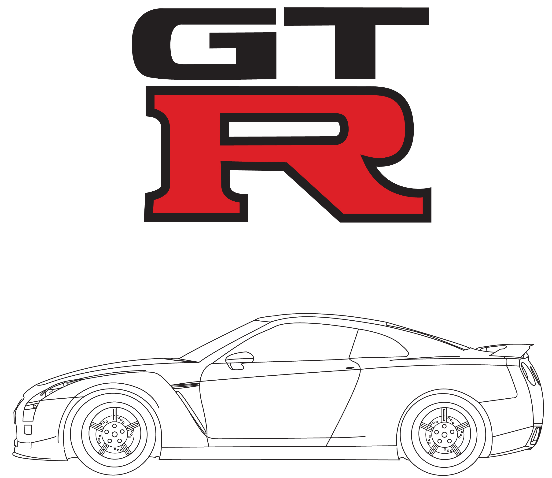 Nissan Logo Wallpaper: Nissan R35 GT R By Agent156 On DeviantArt