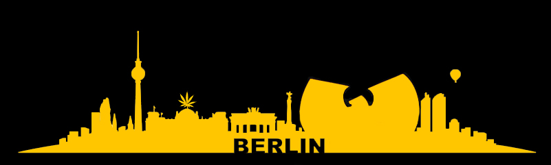 Berlin WU TANG Skyline by Roydz