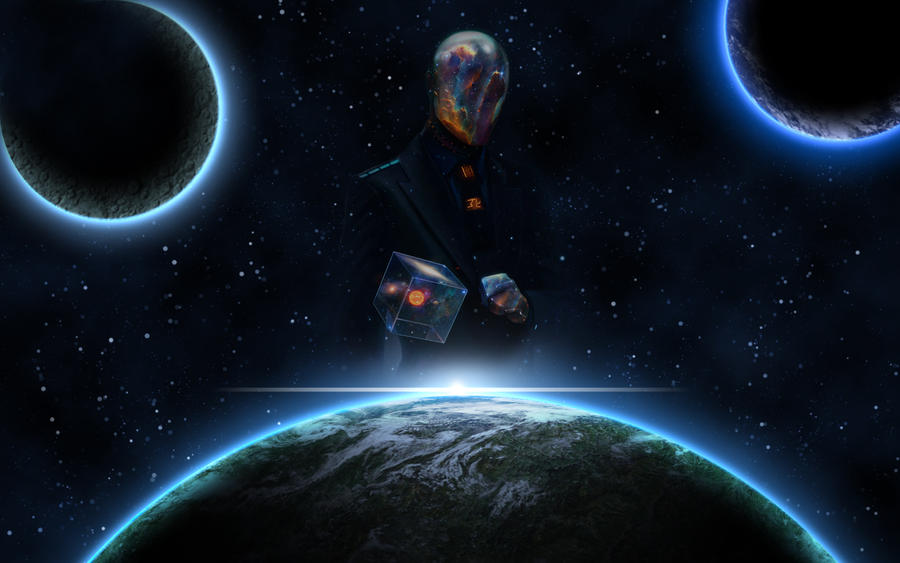 Wallpaper outer space by Roydz on DeviantArt