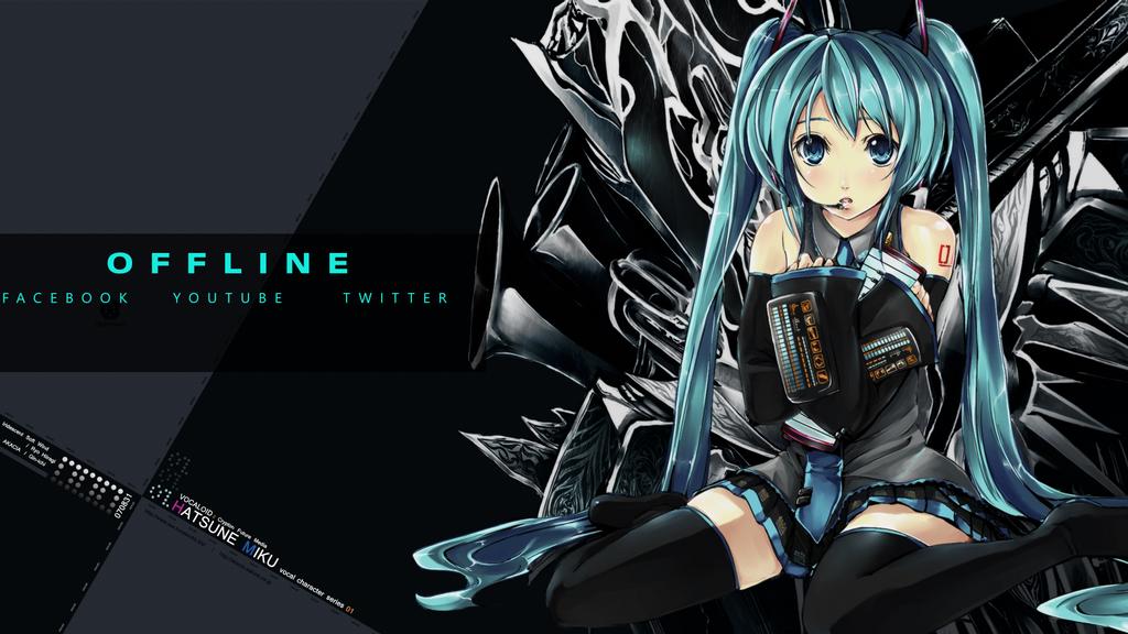 Offline Banner  By Xtreamanime On Deviantart
