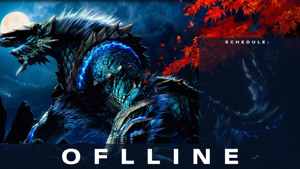 Offline Banner 2 by XtreamAnime on DeviantArt