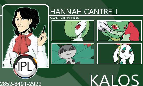 Hannah Cantrell Judge Card