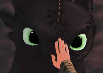 Toothless by Jdriscoll20