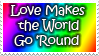 LoveMakestheWorldGoRound stamp by QueenNekoyasha