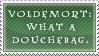 Voldemort stamp by QueenNekoyasha