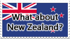 New Zealand quake stamp by QueenNekoyasha