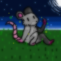 Mouse (edited) by PeachyPawz