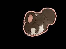 Lil baby bunn by Kokebii