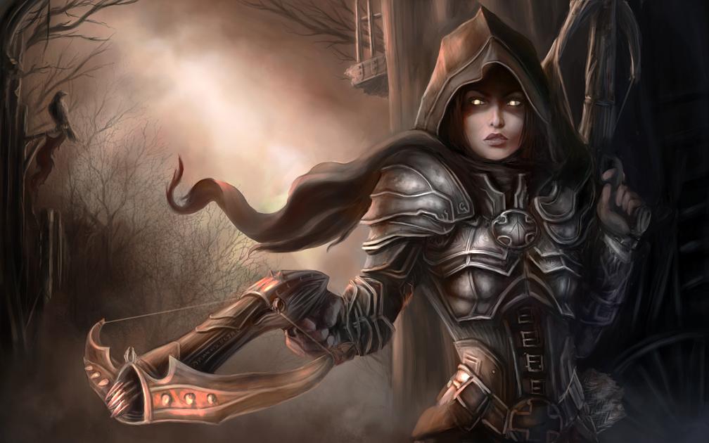 Demon Hunter by Jorsch