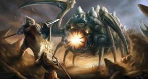The Last Bastion - Draerim Battle
