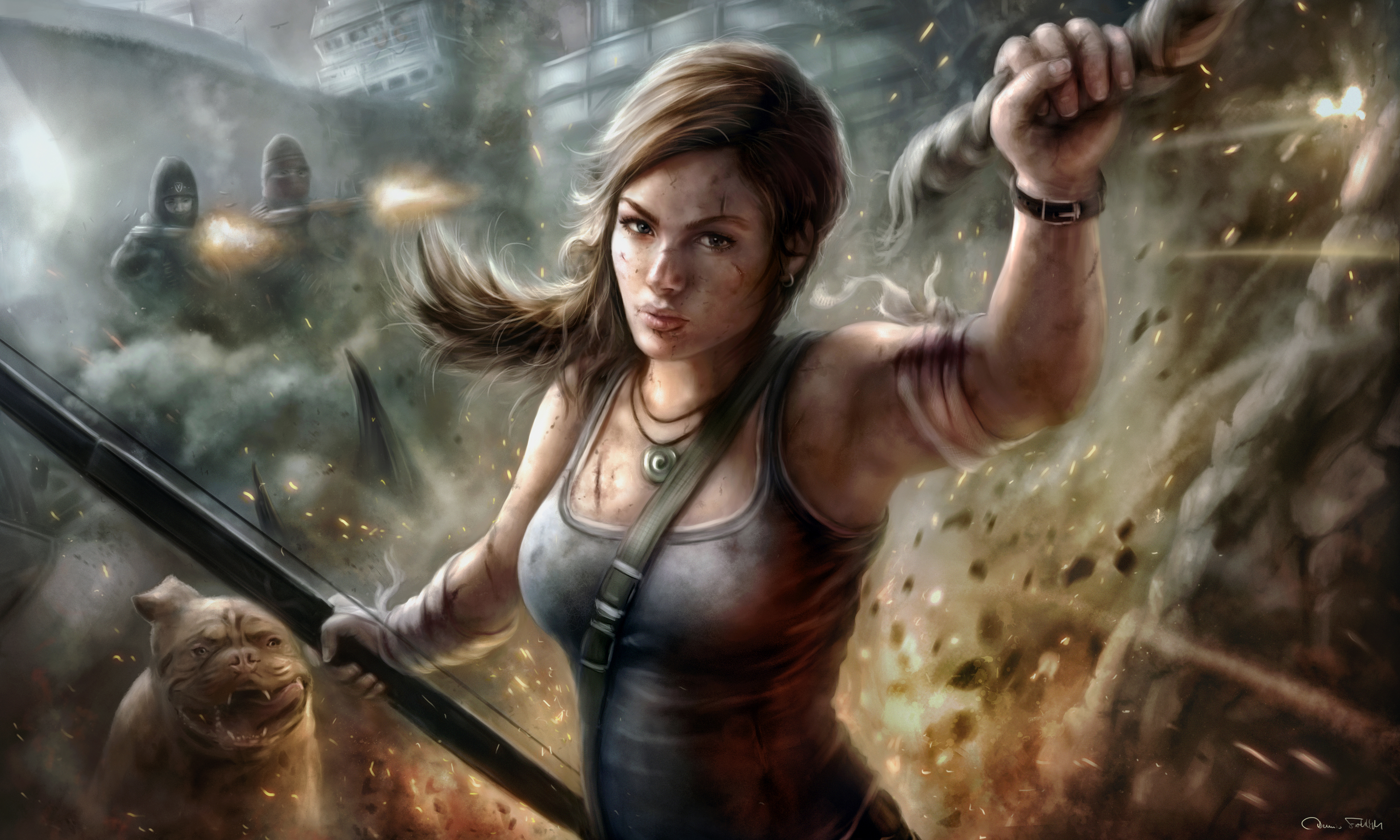 LaraCroft by Jorsch
