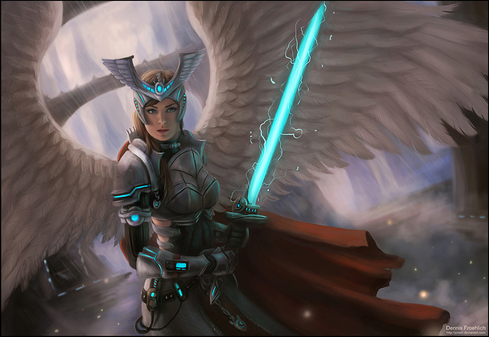 Tech Valkyrie by Jorsch
